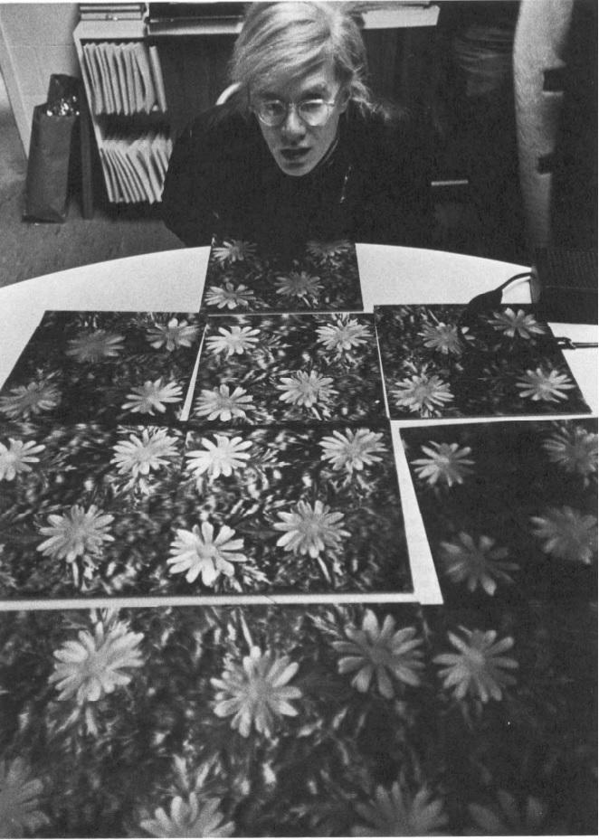 Warhol Osaka 1970