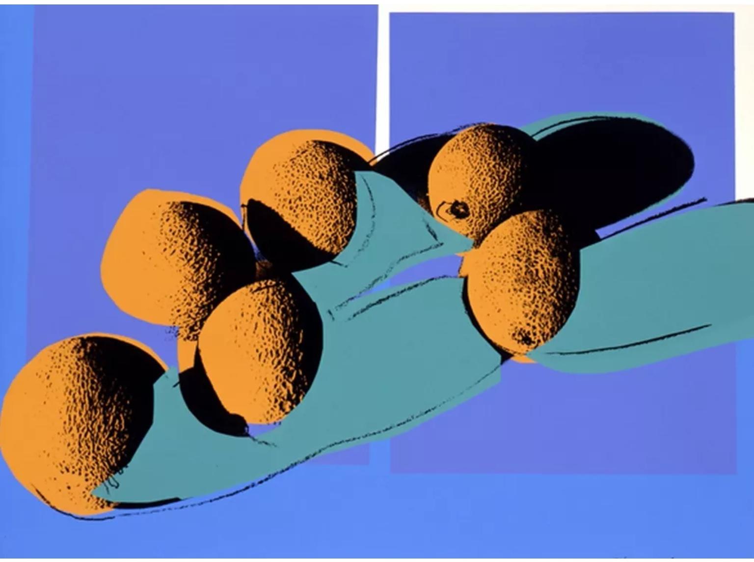 Warhol cantalupes 2